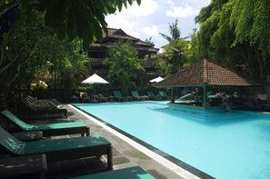 Bali-Denpasar, Hôtel Puri Bambu sup