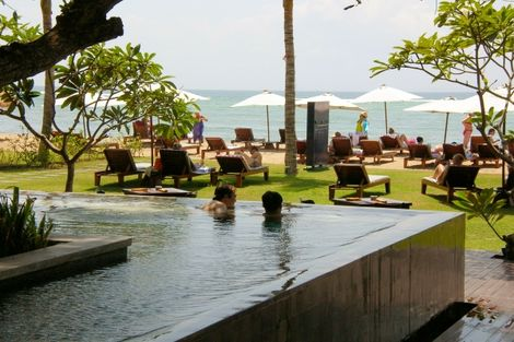 Hôtel The Oasis Beach Resort et Spa 4* - DENPASAR - INDONÉSIE