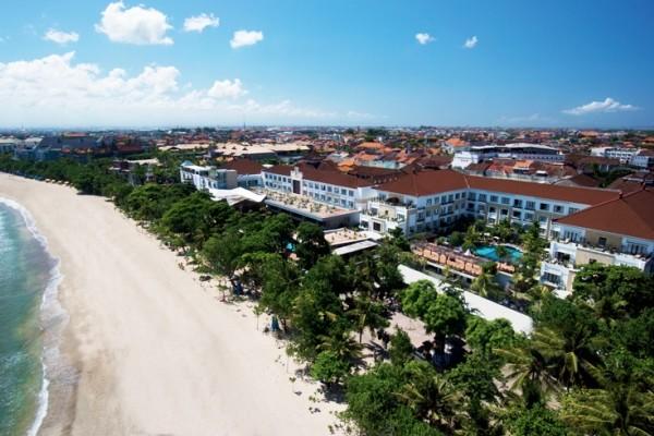 Vue panoramique - Hôtel Grand Inna Kuta 4*