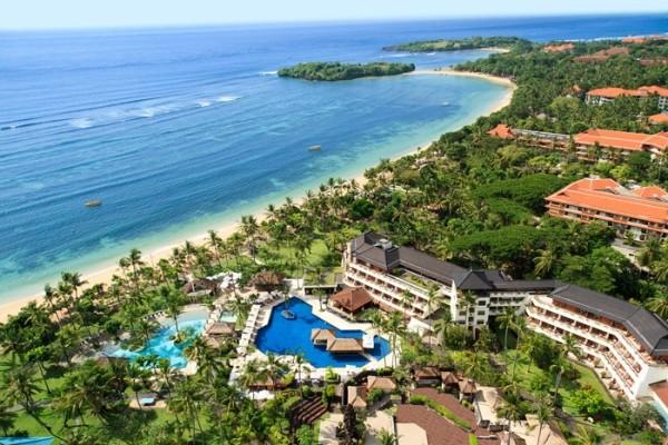 Vue panoramique - Nusa Dua Beach Hotel & Spa, Bali 5*