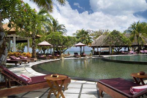 Hôtel Keraton Jimbaran Resort 4* - JIMBARAN - INDONÉSIE