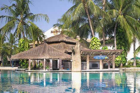 Hôtel Hard Rock Hotel 4* - DENPASAR - INDONÉSIE
