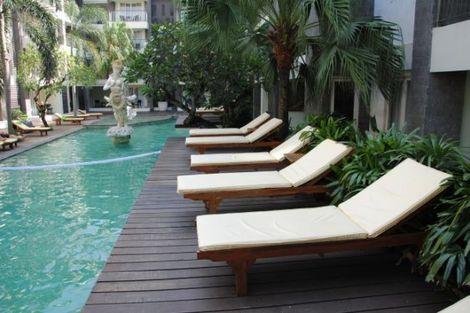 Hôtel Bali Kuta Resort by Swiss Belhotel 4* - DENPASAR - INDONÉSIE
