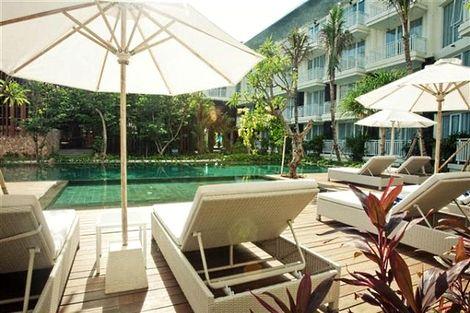 Hôtel Fontana 4* - KUTA - INDONÉSIE