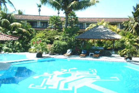 Hôtel Palm Beach 2* - KUTA - INDONÉSIE
