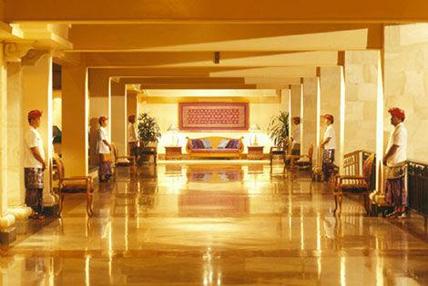 Hôtel Nusa Dua Beach Hotel & Spa 4* sup - NUSA DUA - INDONÉSIE
