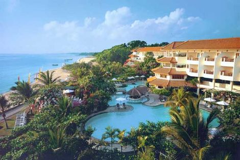 Hôtel Grand Mirage Resort & Thalasso 5* - NUSA DUA - INDONÉSIE