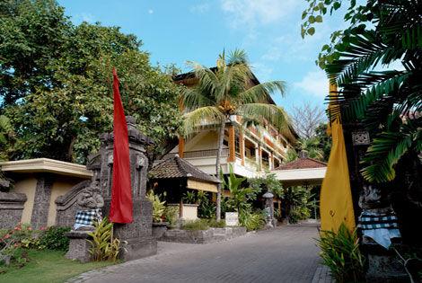 Hôtel Diwangkara Holiday Villa 3* sup - SANUR - INDONÉSIE