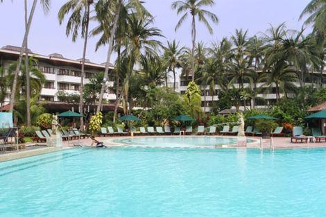 Hôtel Prama Sanur Beach 4* sup - SANUR - INDONÉSIE