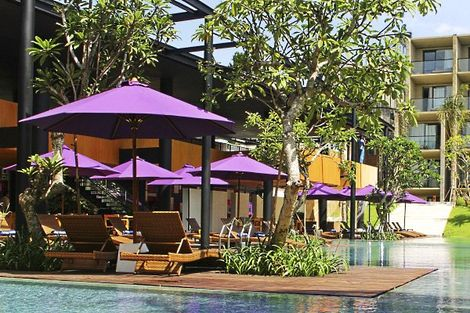 Hôtel Centra Taum 3* - SEMINYAK - INDONÉSIE