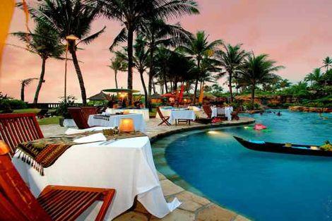 Hôtel Sari Pan Pacific Nirwana Bali Resort 5* - TANAH LOT - INDONÉSIE