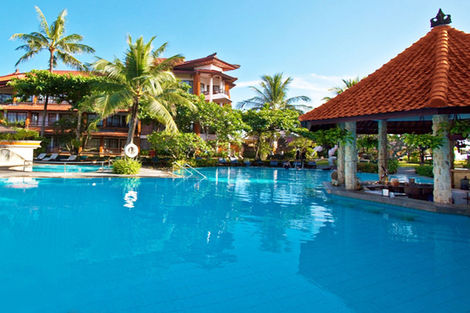 Hôtel Sol Beach House Benoa by Melia 4* sup - NUSA DUA - INDONÉSIE