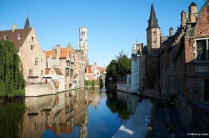 Belgique - Bruges, Hôtel Martin's Relais - En Thalys