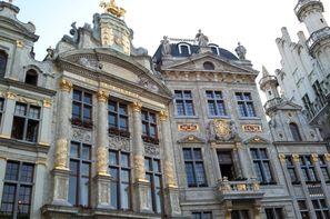 Belgique - Bruxelles, Hôtel Atlas - En Thalys