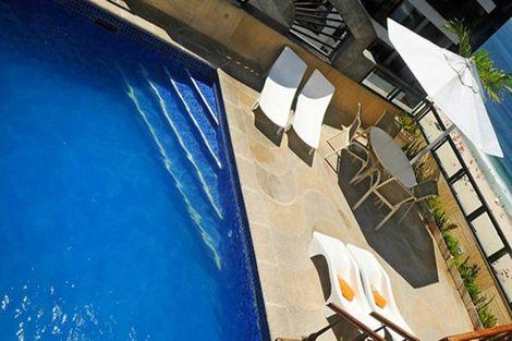 Hôtel Oceano Copacabana 3* - RIO - BRÉSIL