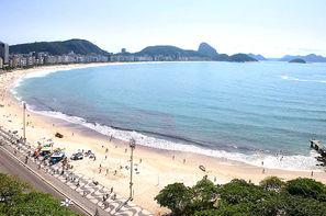 Bresil-Rio, Hôtel Golden Tulip Rio Copacabana