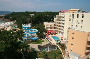 Bulgarie-Burgas, Hôtel Princess Residence