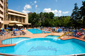 Bulgarie - Burgas, Hôtel Laguna Park