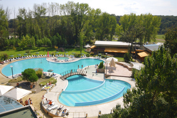 Piscine - Club Lookea Les Magnolias 3*