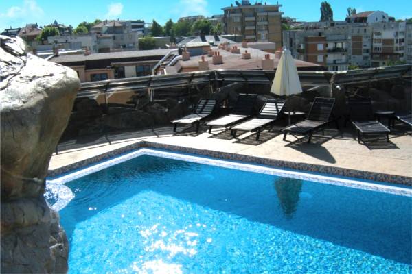 Piscine - Hôtel Marieta Palace 4*