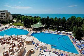Bulgarie-Burgas, Hôtel Sol Nessebar Palace