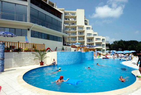 Hôtel Golden Beach 4* - LES SABLES D'OR - BULGARIE