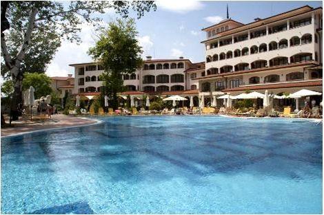 Hôtel Royal Palace Helena Park 5* - SUNNY BEACH - BULGARIE