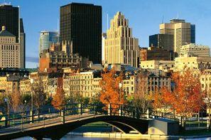 Canada - Montreal, Hôtel Au Clair de l'Hiver