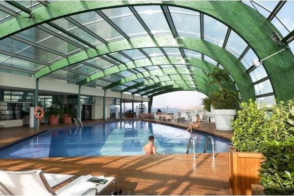 Piscine - Hôtel Arrecife Gran Hôtel & Spa 5*