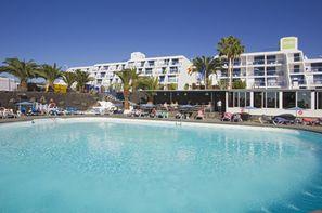 Canaries-Arrecife, Hôtel Ereza Apartamentos Los Hibiscos