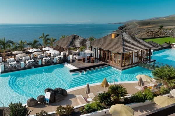 Piscine - Hôtel Hesperia Lanzarote 5*