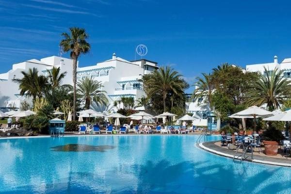 Piscine - Hôtel Seaside Los Jameos Playa 4*