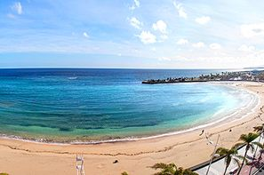 Canaries - Arrecife, Hôtel Diamar 3*