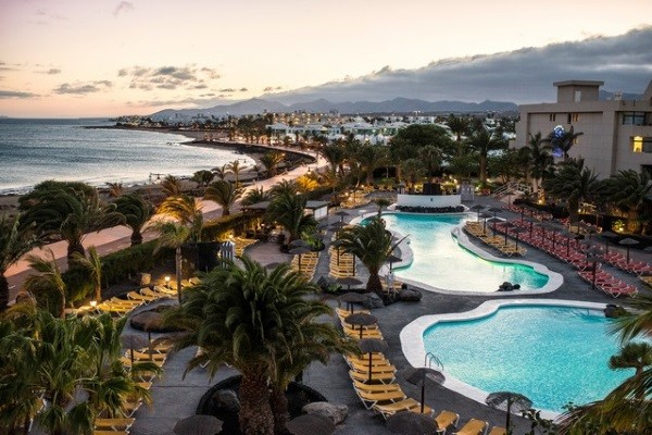 Vue panoramique - Hôtel Beatriz Playa & Spa 4*