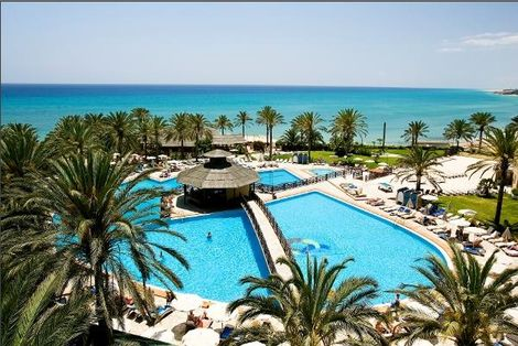 Hôtel SBH Costa Calma Beach - Promo 4* - FUERTEVENTURA - ESPAGNE