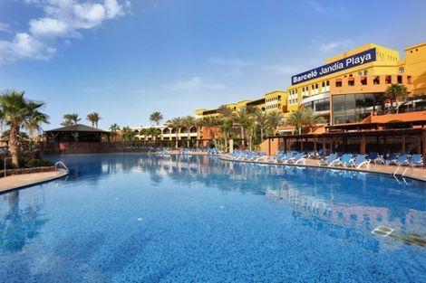 Hôtel Barcelo Jandia Playa 4* - FUERTEVENTURA - ESPAGNE
