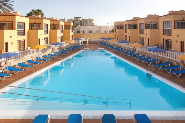 Piscine - Hôtel Maxorata Beach 3*