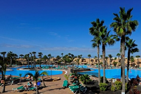 Piscine - Hôtel Oasis Dunas 3*