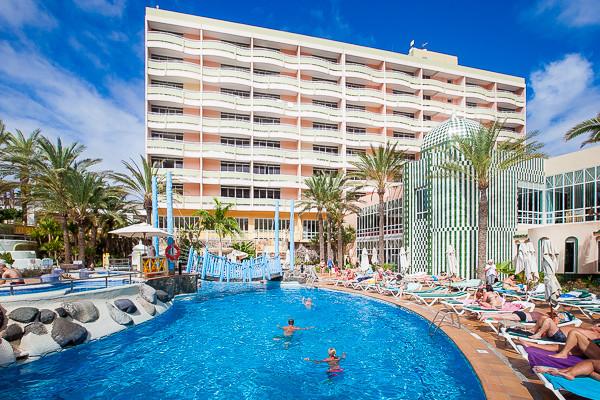 Piscine - Hôtel IFA Buenaventura - Playa del Inglés 3*