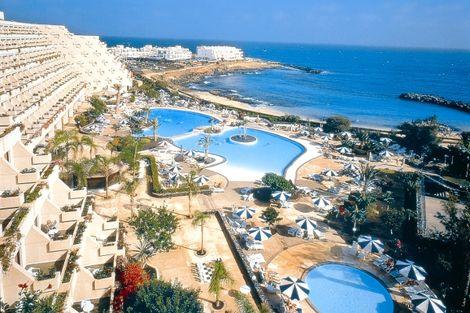 Hôtel Gran Teguise Playa 4* - LANZAROTE - ESPAGNE