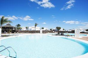Canaries-Lanzarote, Hôtel Suite Hotel Alyssa