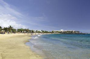 Canaries-Lanzarote, Hôtel Barcelo Teguise Beach 4*