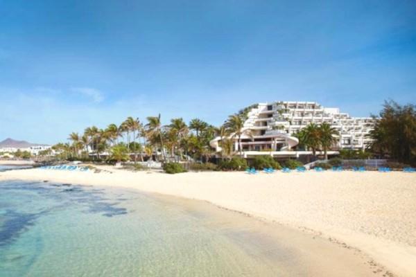 Vue panoramique - Hôtel Melia Salinas 5*