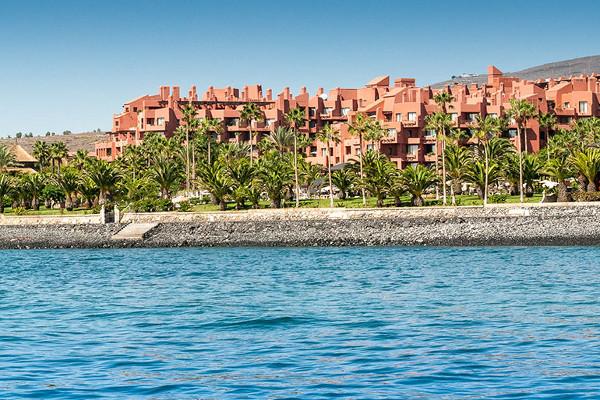 Facade - Hôtel Sheraton La Caleta Resort & spa 5*