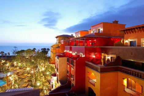 Tenerife - Hôtel Villa Cortes 5*