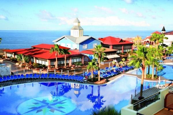 Piscine - Hôtel Bahia Principe Tenerife Resort 4*