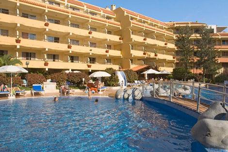 Hôtel Jardin Caleta 3* - TENERIFE - ESPAGNE