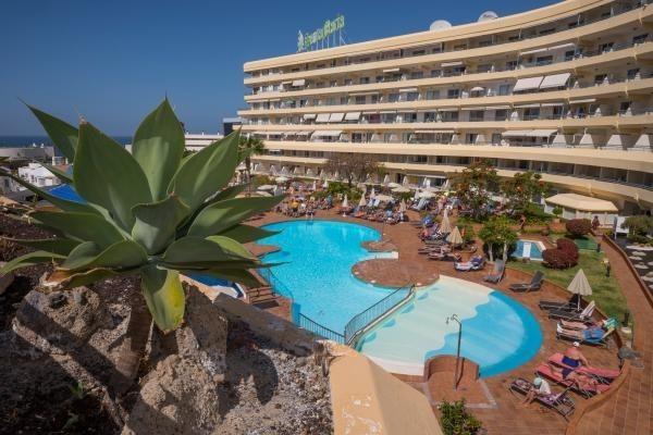 Vue panoramique - Hôtel Hovima Santa Maria 3*