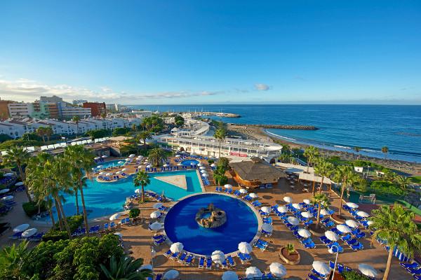 Vue panoramique - Hôtel Iberostar Torviscas Playa 4*