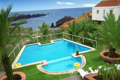 Hôtel Villa Morgana Resort 3* - CALHETA - CAP-VERT